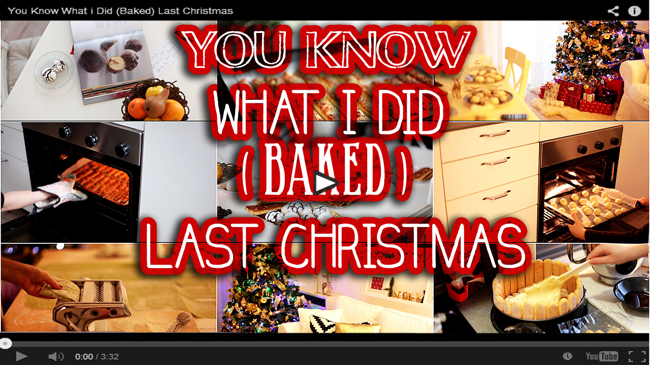 You Know What I did Last Christmas 5